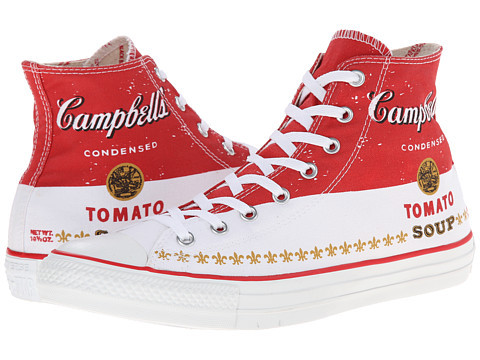 Converse Chuck Taylor® All Star® Andy Warhol Hi