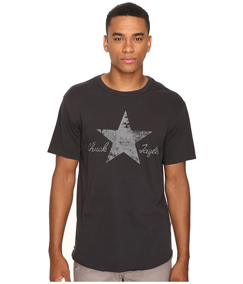 Converse Washed Reflective Short Sleeve Tee