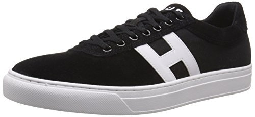 HUF Men's SOTO Skateboarding Shoe, Black, 7 M US