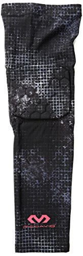 McDavid Single Hex Shooter Arm Sleeve, X-Small, MGrid