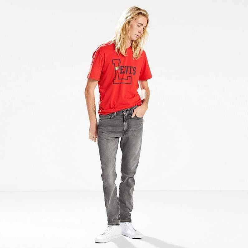 510™ SKINNY FIT STRETCH JEANS - BERRY HILL