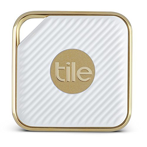 Tile Style - Key Finder. Phone Finder. Anything Finder (Gold) - 1-pack